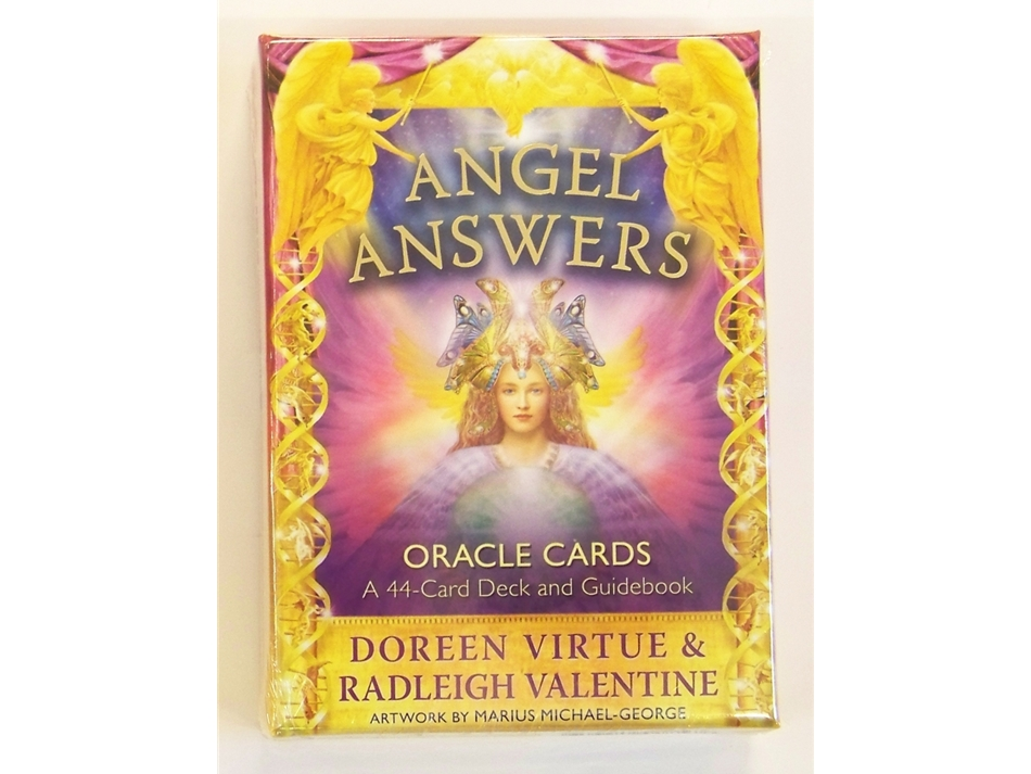 Oracle Cards - Angel Answers