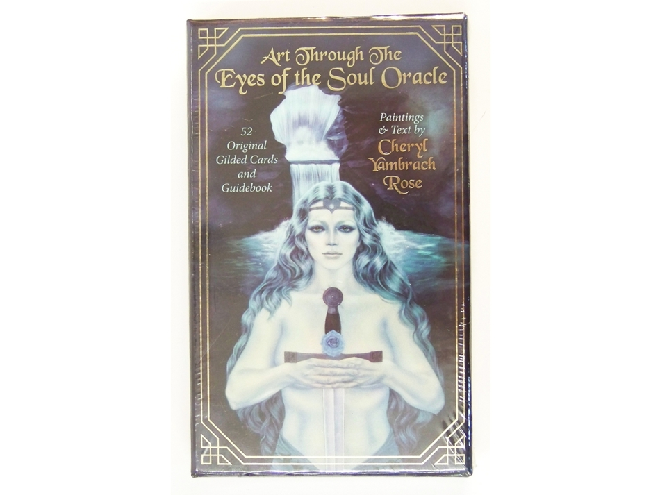 Oracle Cards - Art Through The Eyes of the Soul Oracle