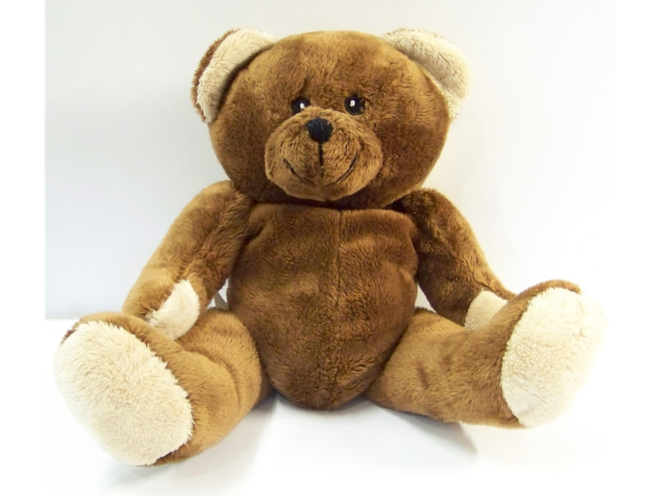 Microwavable Comforting Character - Brown Bear