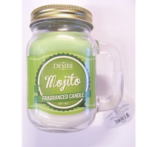 Scented Candles - Mojito