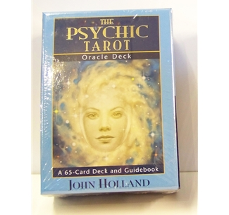 Oracle Cards - The Psychic Tarot