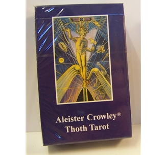 Tarot Cards - Alister Crowley Thoth Tarot