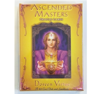 Oracle Cards - Ascended Masters
