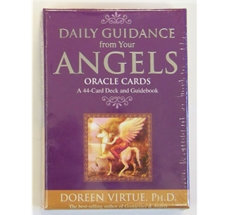 Oracle Cards - Daily Guidance from your Angels