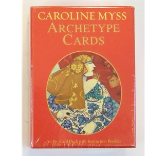 Oracle Cards - Caroline Myss Archetype Cards