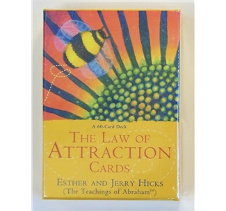 Oracle Cards - The Law of Attraction Cards