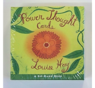 Oracle Cards - Power Thought Cards