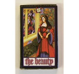 Oracle Cards - Psycards - The Beauty