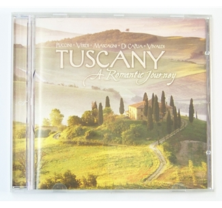 Avalon Music - Tuscany - A Romantic Journey