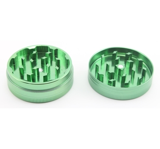 Small Green Metal Grinder (MG50)
