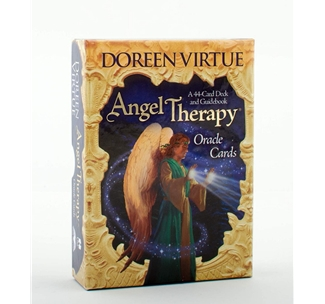 Angel therapy oracle cards