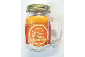 Scented Candles - Tequila Sunrise